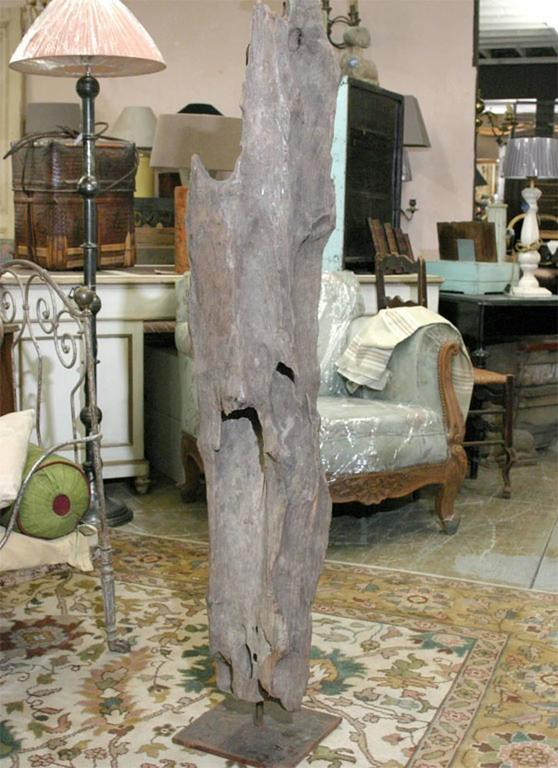 Organic Natural Wood Sculpture In Excellent Condition For Sale In Great Barrington, MA