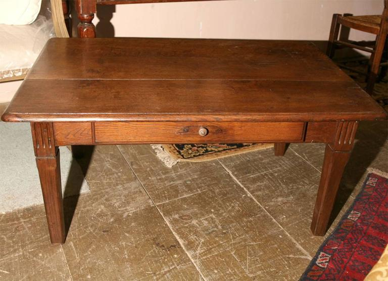 French Country Coffee Table 2
