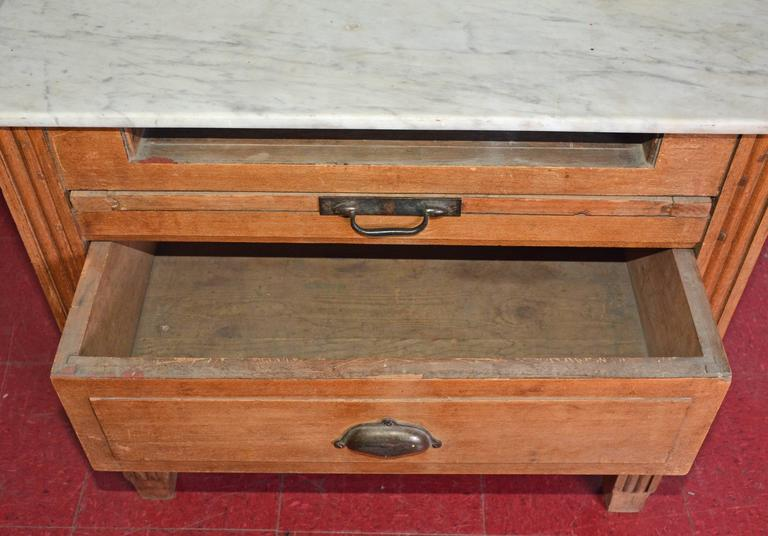 Antique French Baker S Wrapping Table For Sale At 1stdibs