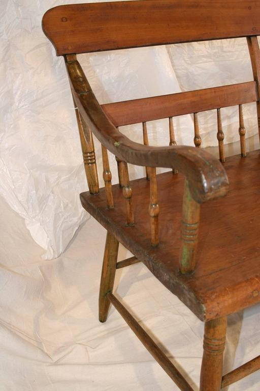 19th Century Deacon S Bench At 1stdibs
