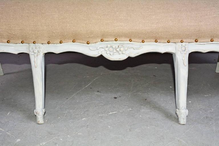 19th Century Louis XV Settee For Sale 1
