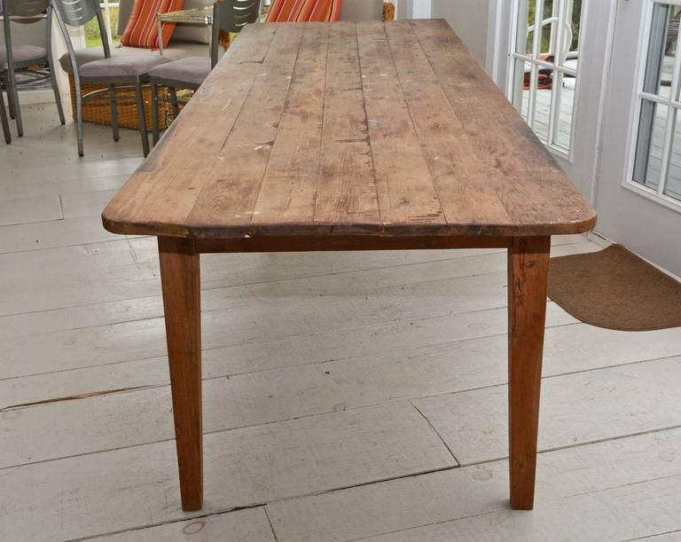 antique american country harvest table at 1stdibs rh 1stdibs com antique harvest table for sale antique harvest table toronto