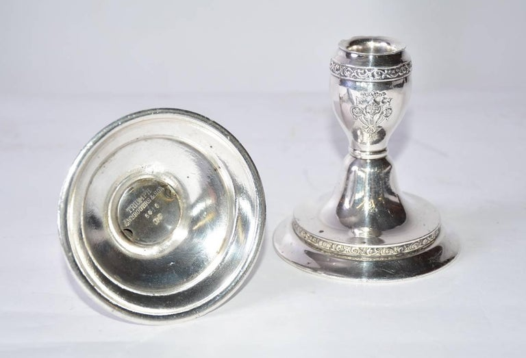 Other Pair of Vintage Candleholders For Sale