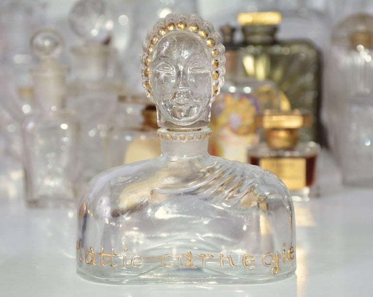 Collection of Vintage Perfume Bottles For Sale 2