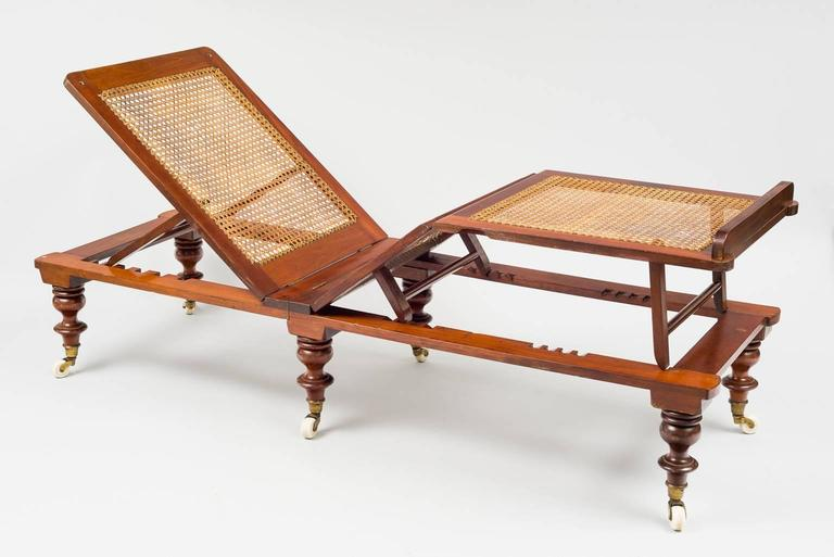 Ilkley Folding And Adjustable Daybed At 1stdibs