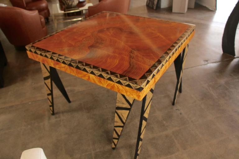 Contemporary Whimsical Table by Grant Noren For Sale
