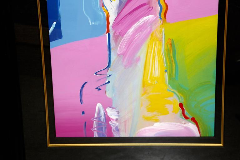 """Peter Max """"Statue of Liberty"""", 2001 3"""