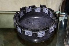 Geometric Pottery Vase