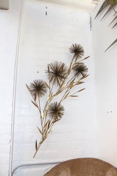 1970 Curtis Jere Flower Sculpture