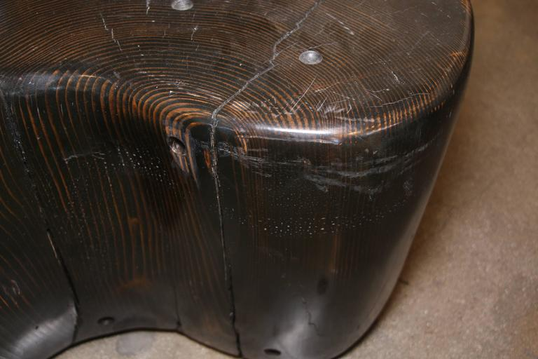 Yin Yang Table by Noted California Artist Daniel Pollock For Sale 5