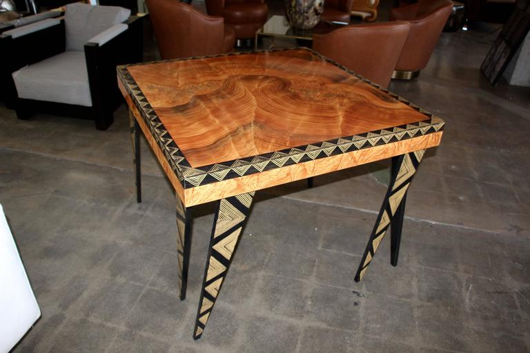 Whimsical Table by Grant Noren For Sale 3