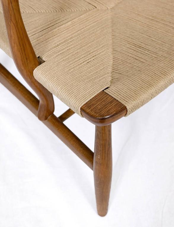 Hans Wegner CH-22 Lounge Chair 10