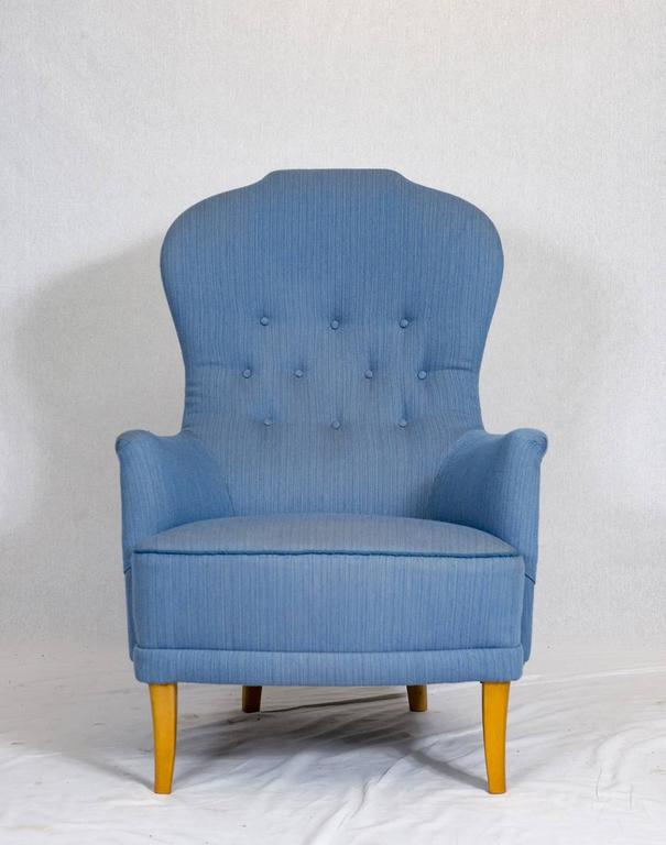 Carl Malmsten lounge chair.   Store formerly known as ARTFUL DODGER INC