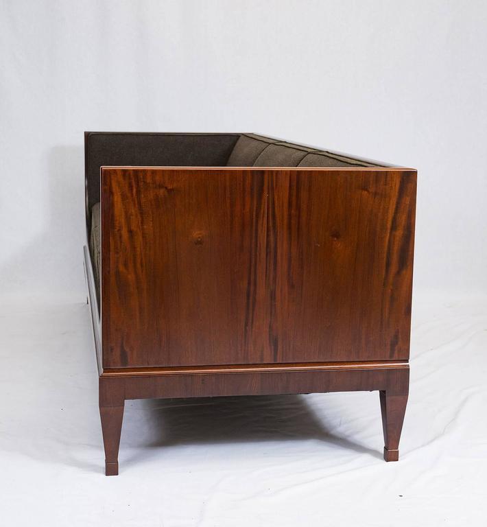 Danish Frits Henningsen Sofa For Sale