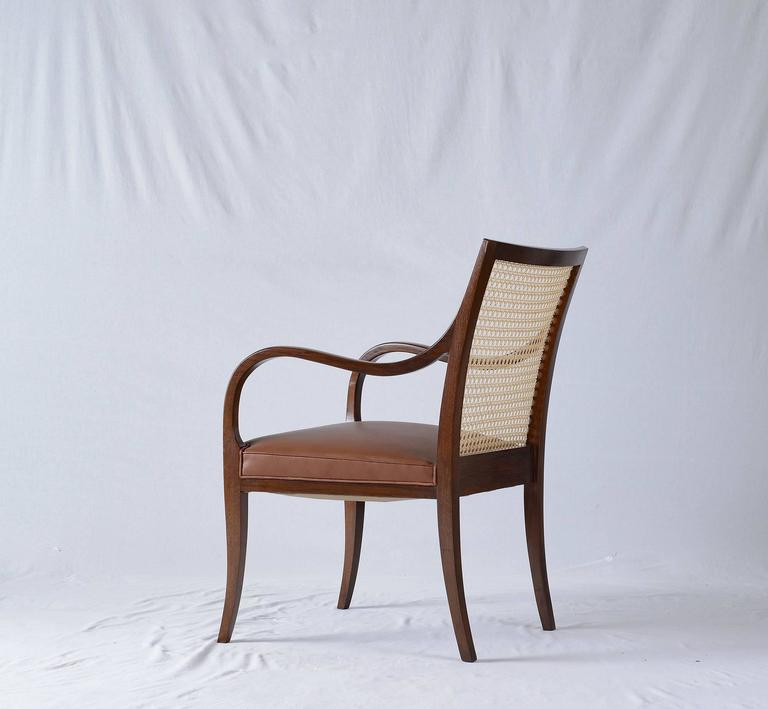 Mid-20th Century Frits Henningsen Armchair For Sale
