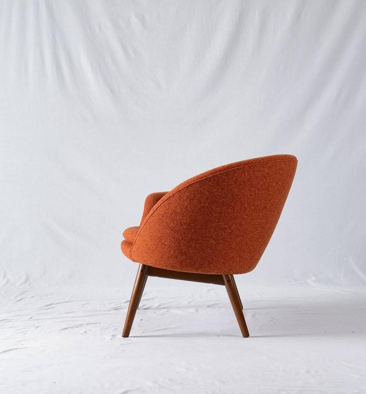 Hans olsen fried egg lounge chair for sale at 1stdibs - Second hand egg chair ...
