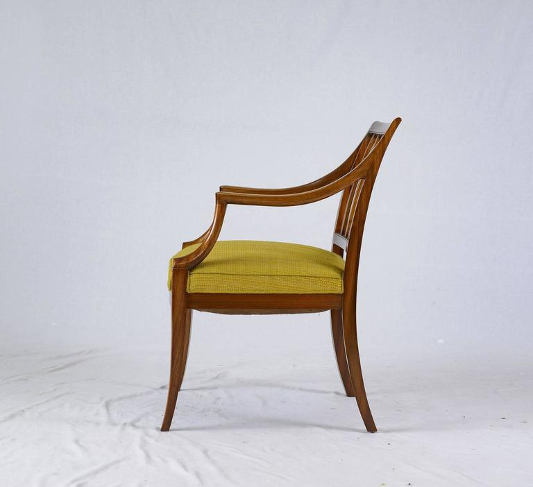 Frits Henningsen Armchair In Good Condition For Sale In Los Angeles, CA