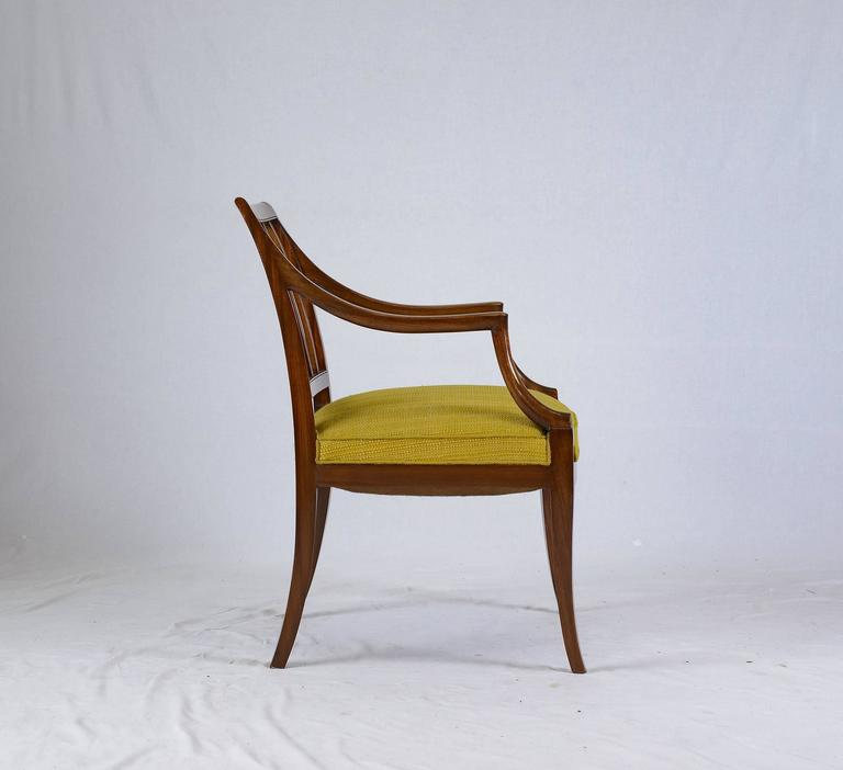 Danish Frits Henningsen Armchair For Sale
