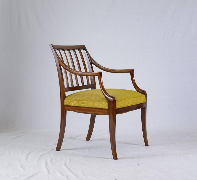 Frits Henningsen armchair.