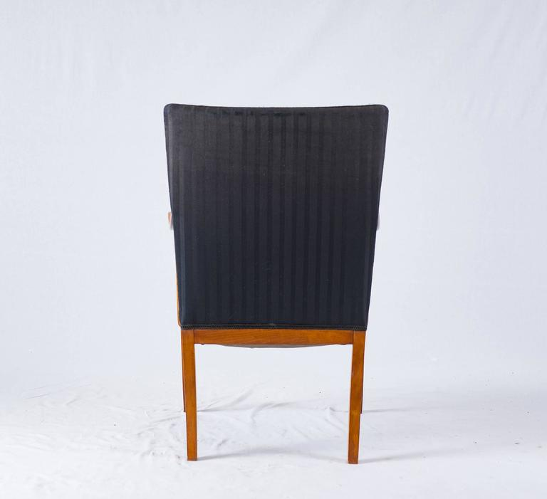 Frits Henningsen Lounge Chair For Sale 1
