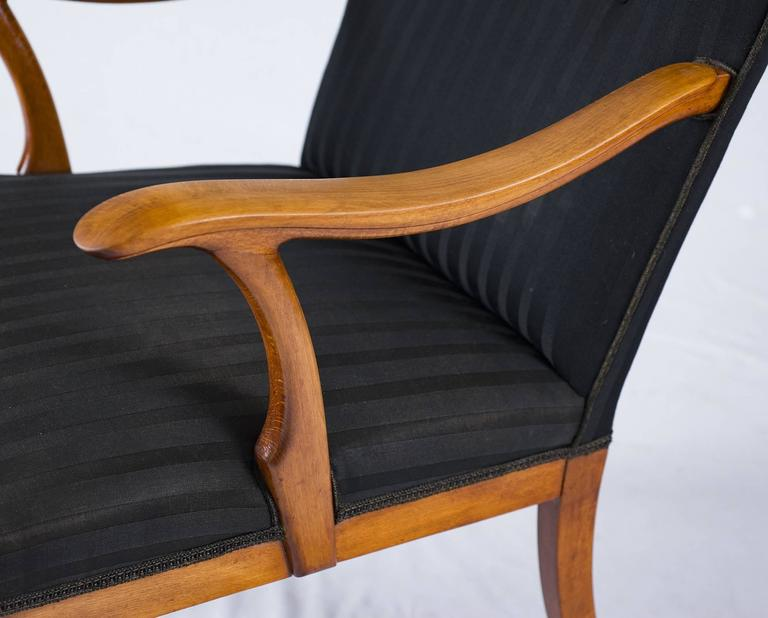 Frits Henningsen Lounge Chair For Sale 2