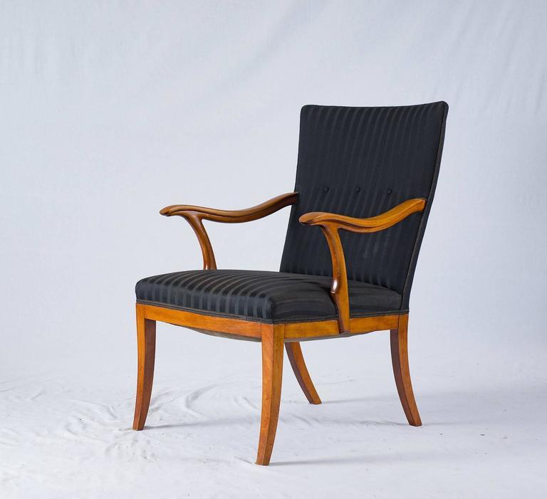 Frits Henningsen Lounge Chair 3
