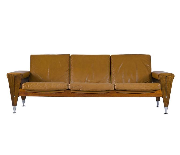 Hans Wegner GE 500 Sofa