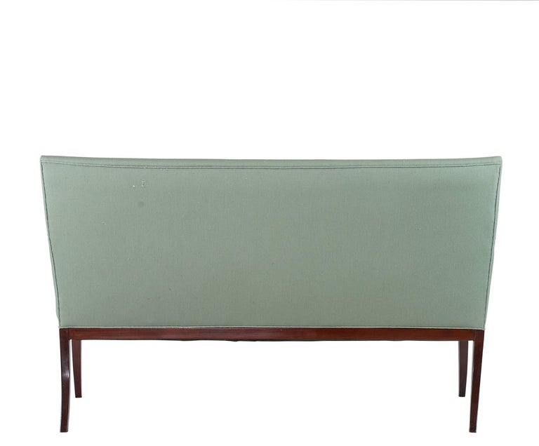 Mid-20th Century Frits Henningsen Settee For Sale