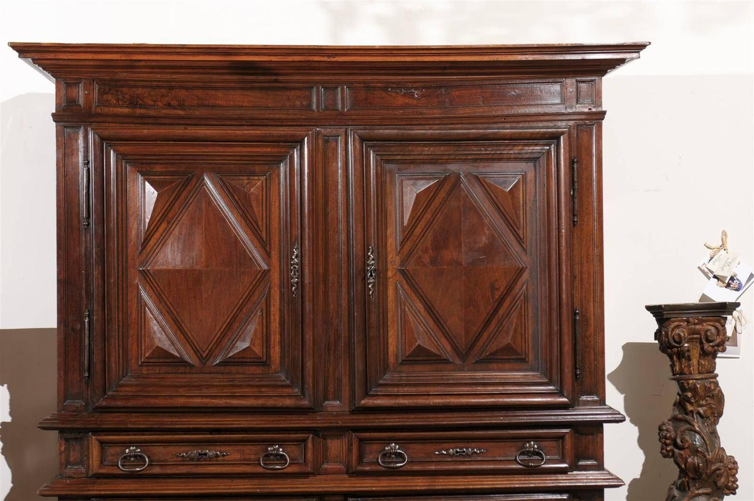 17th century french cabinet at 1stdibs for 17th century french cuisine