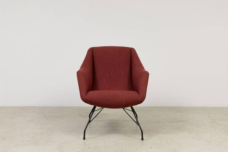 Vintage 1950s Armchairs by Martin Eisler 5
