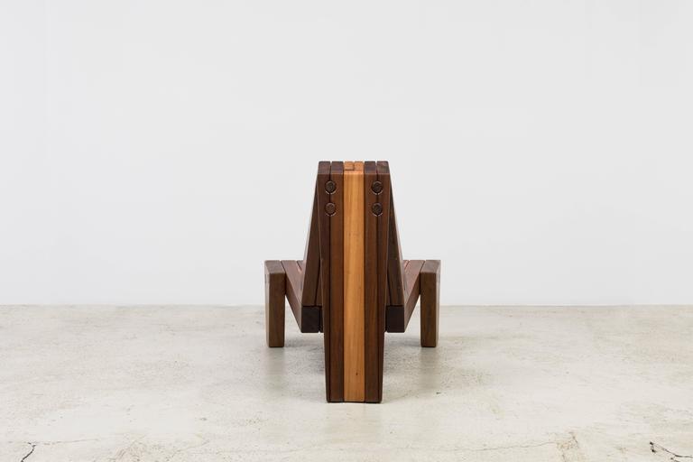 Modern Enrico Chair by Zanini De Zanine For Sale