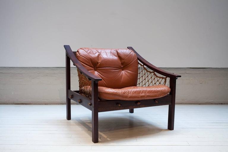 Vintage Amazonas Armchair by Jean Gillon 4