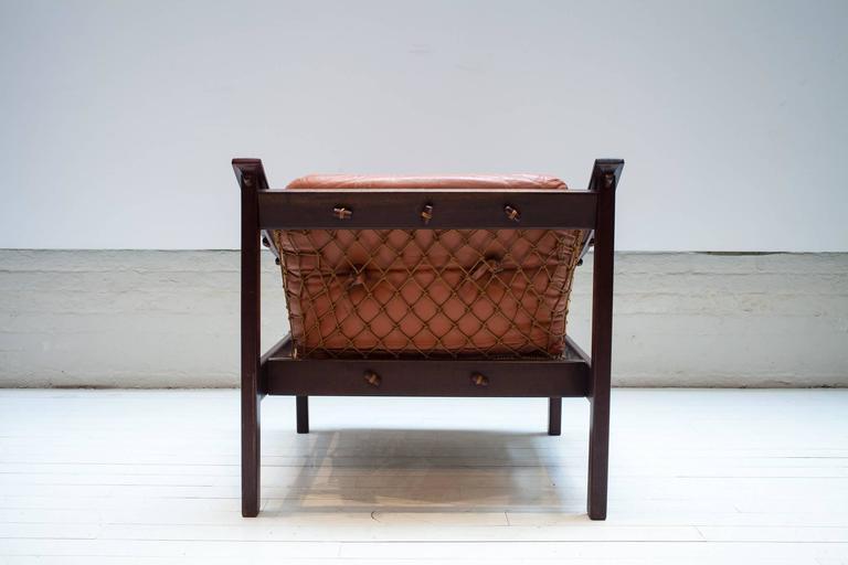 Vintage Amazonas Armchair by Jean Gillon 7