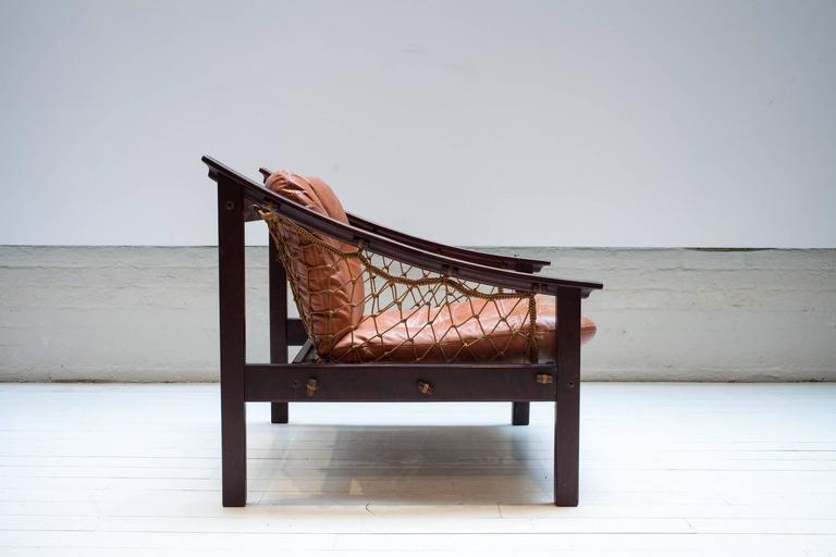 Vintage Amazonas Armchair by Jean Gillon 6
