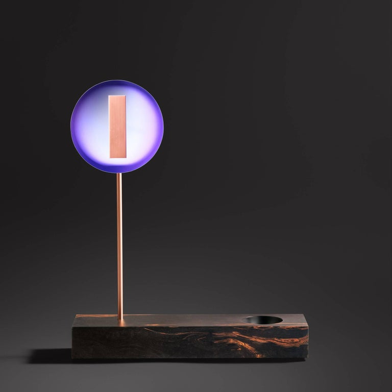 Flash Lighting Table Lamp by Claudia Moreira Salles 2