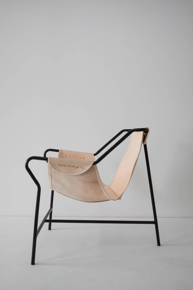 Brazilian Tres Pes Armchair by Lina Bo Bardi For Sale