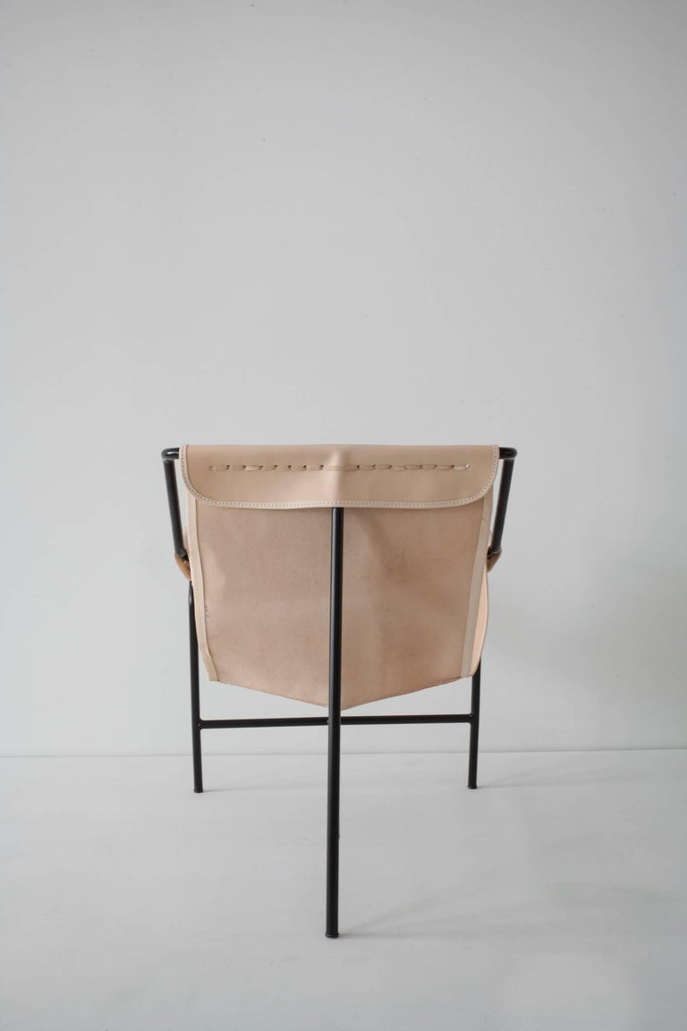 Tres Pes Armchair by Lina Bo Bardi In Excellent Condition For Sale In New York, NY