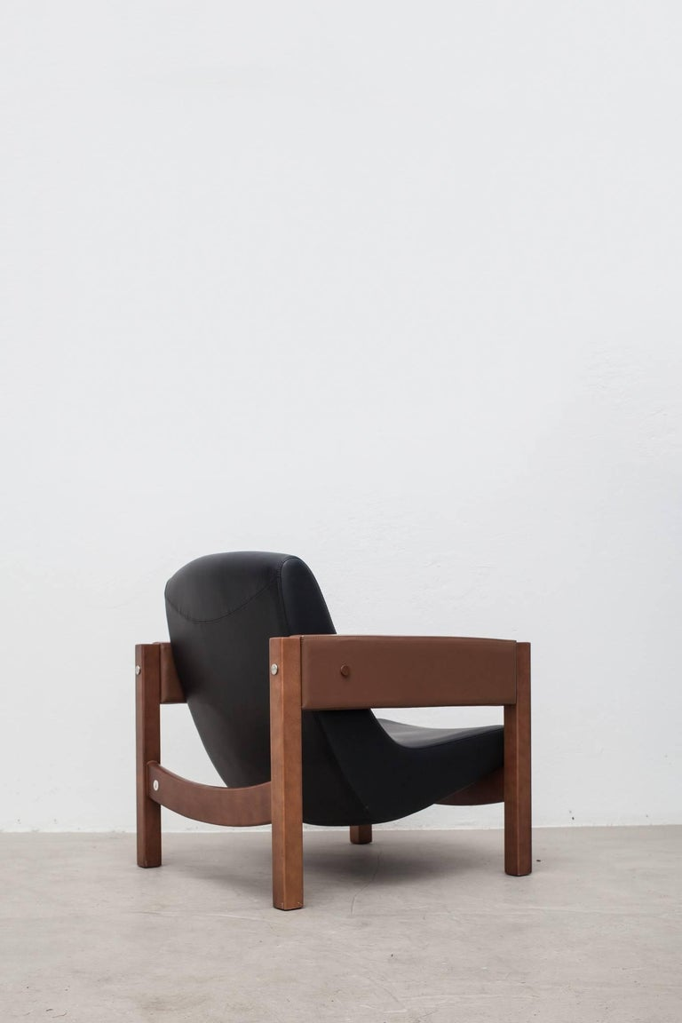 Jimi Armchair by Sergio Rodrigues 4