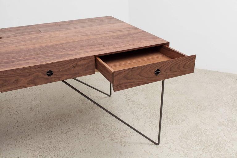 Brazilian Quilombo Desk by Arthur Casas For Sale