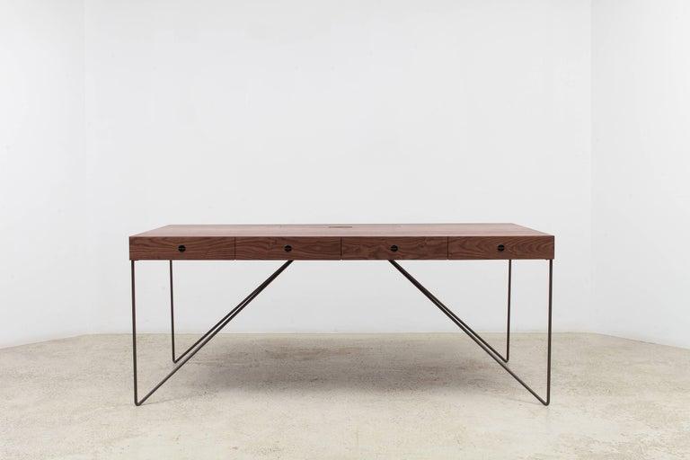 Quilombo Desk by Arthur Casas 2