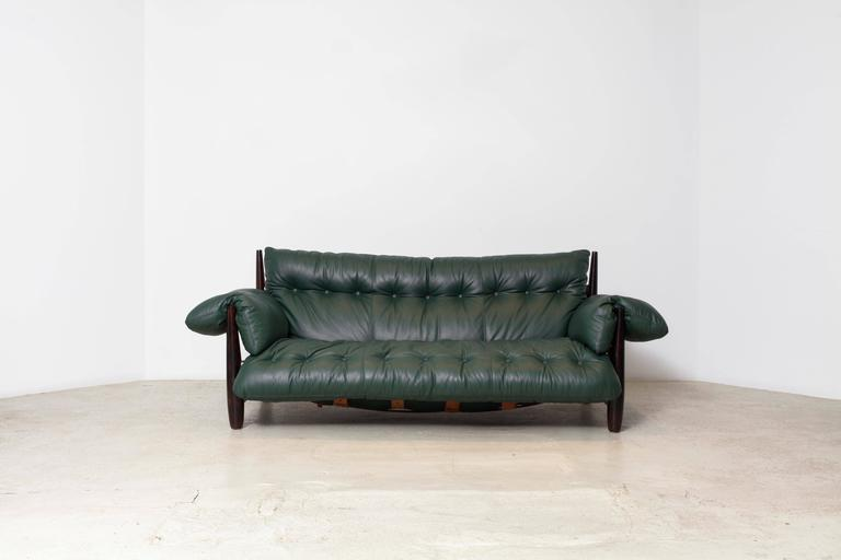 Rare vintage sergio rodrigues mole sofa for sale at 1stdibs for Mundo sofa outlet