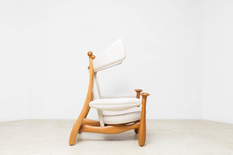 20th Century Limited Edition Chifruda Armchair by Sergio Rodrigues For Sale