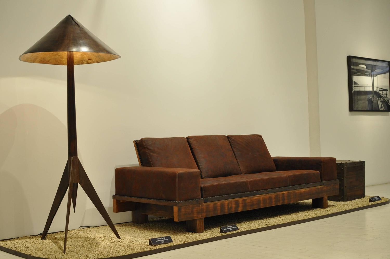 Foguete floor lamp by carlos motta for sale at 1stdibs for Carlos motta designer