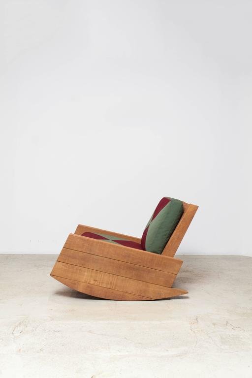 Asturias Rocking Chair By Carlos Motta For Sale At 1stdibs