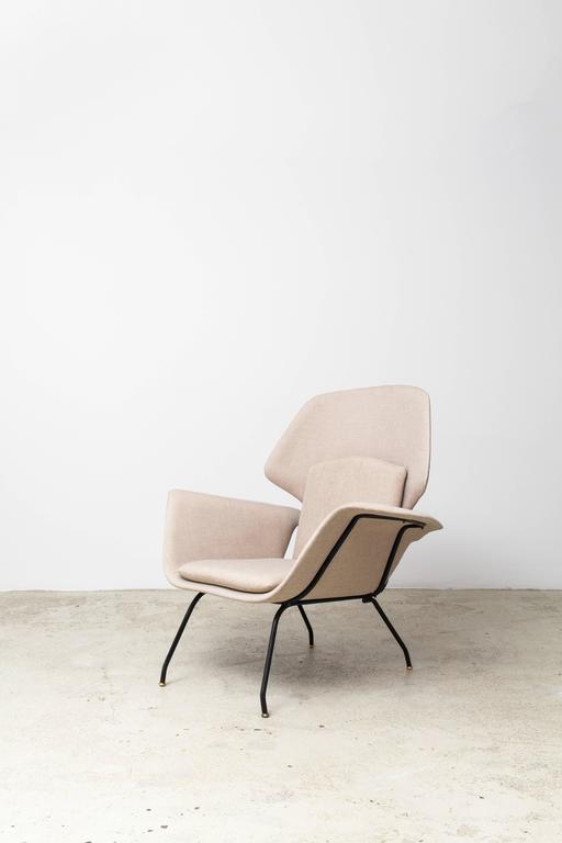 Martin Eisler And Carlo Hauner Pair Of 39 Andorinha 39 Chairs