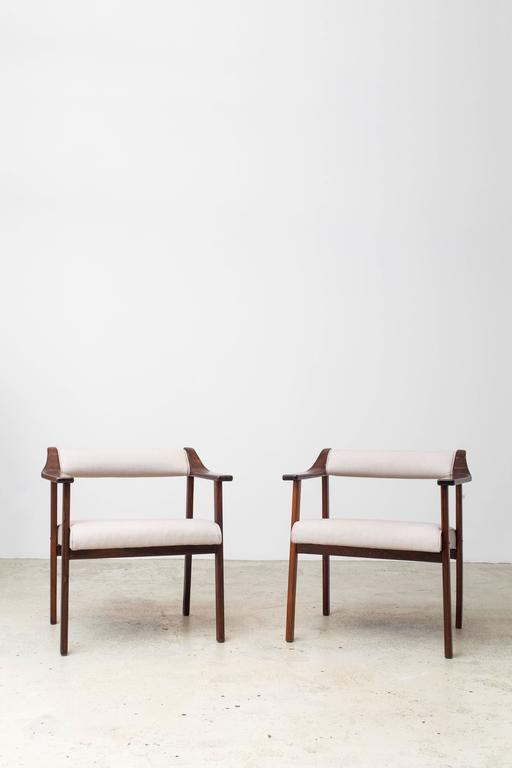 Jean Gillon, Pair of Armchairs, 1968 2