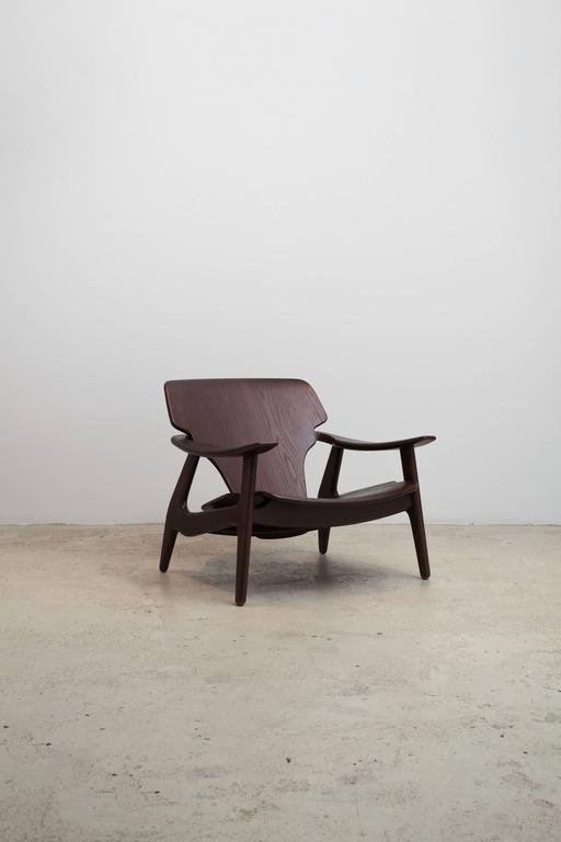 Modern Diz Armchair by Sergio Rodrigues For Sale