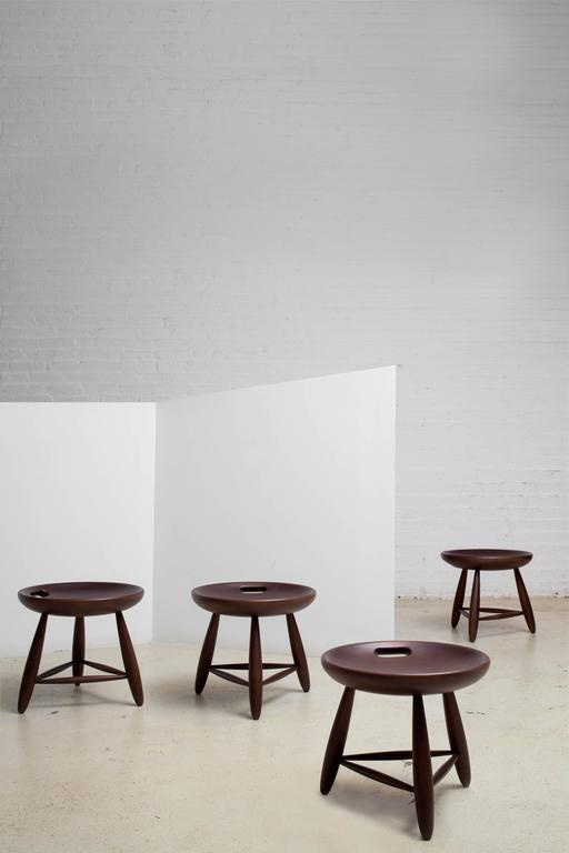 Mocho Stool By Sergio Rodrigues For Sale At 1stdibs