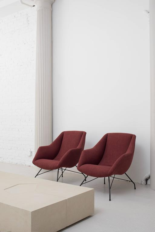 Vintage 1950s Armchairs by Martin Eisler 7