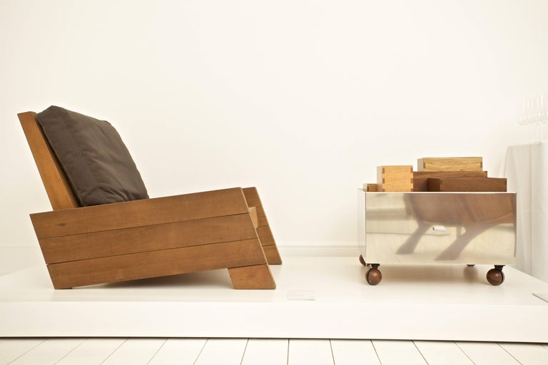 Toto Bar Trolley by Isay Weinfeld 9